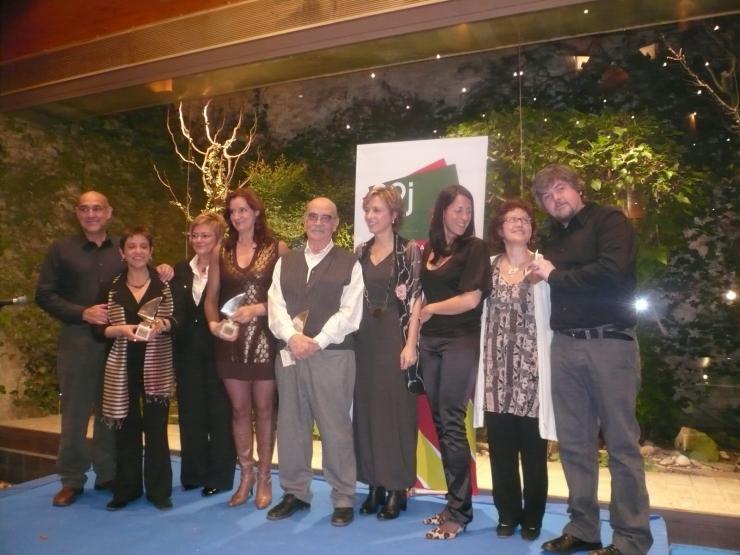 Premios Aragón 2007