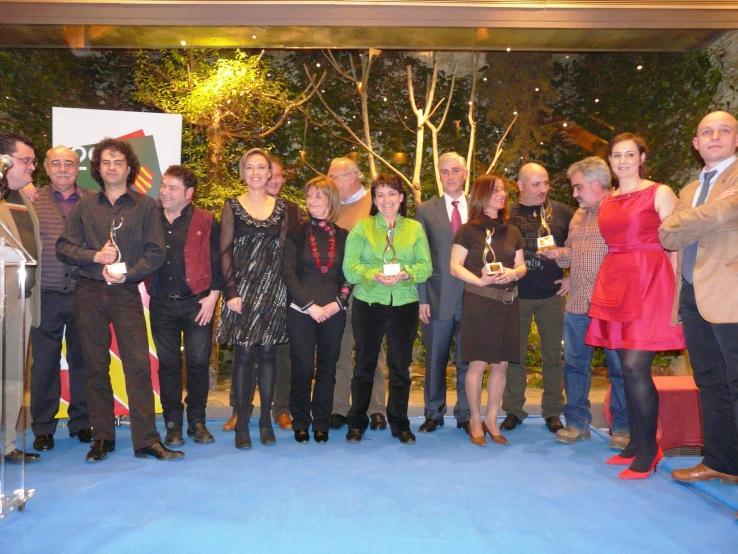 Premios Aragón 2008