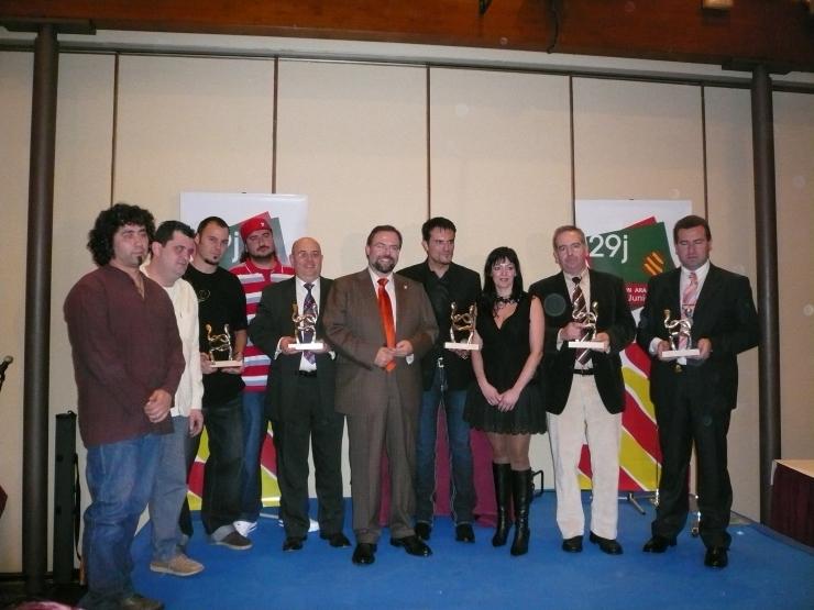 Premios Fundación 2007