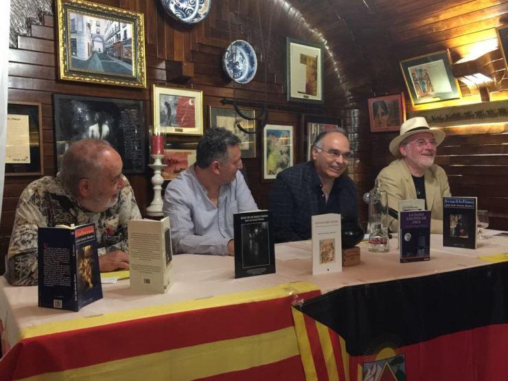20170607 XIII Premios Aragoneses en Madrid - José Luis Gracia Mosteo (2)
