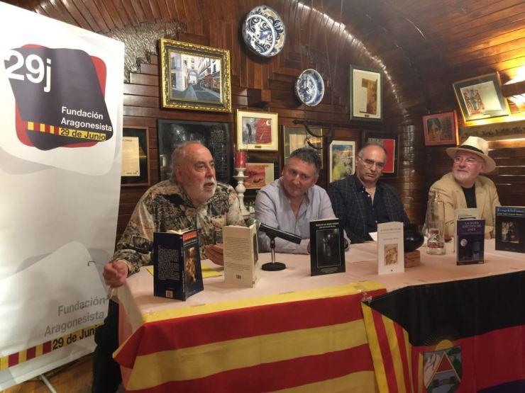 20170607 XIII Premios Aragoneses en Madrid - José Luis Gracia Mosteo (3)